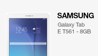 SAMSUNG Galaxy TAB E T561 - 8GB - 9.6